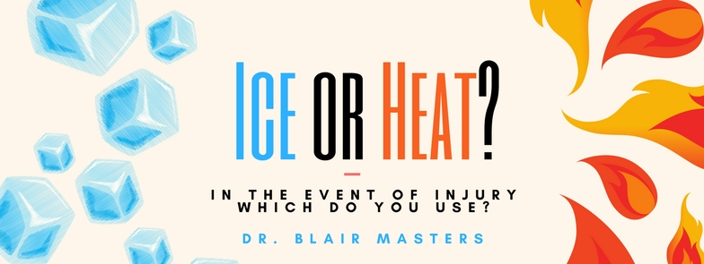 Ice and heat