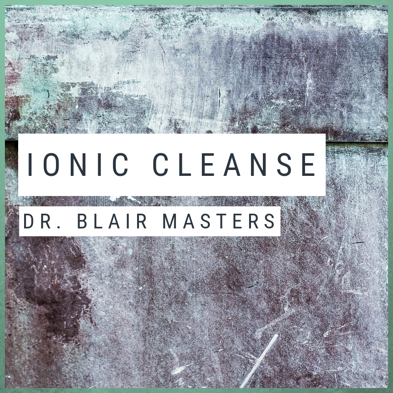 Ionic Cleanse