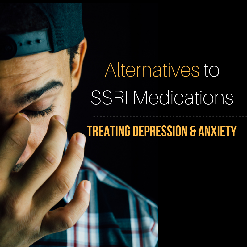 Alternatives to SSRI's