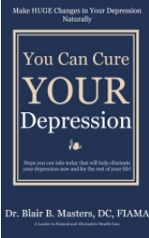 You Can Cure Your Depression Book Cover